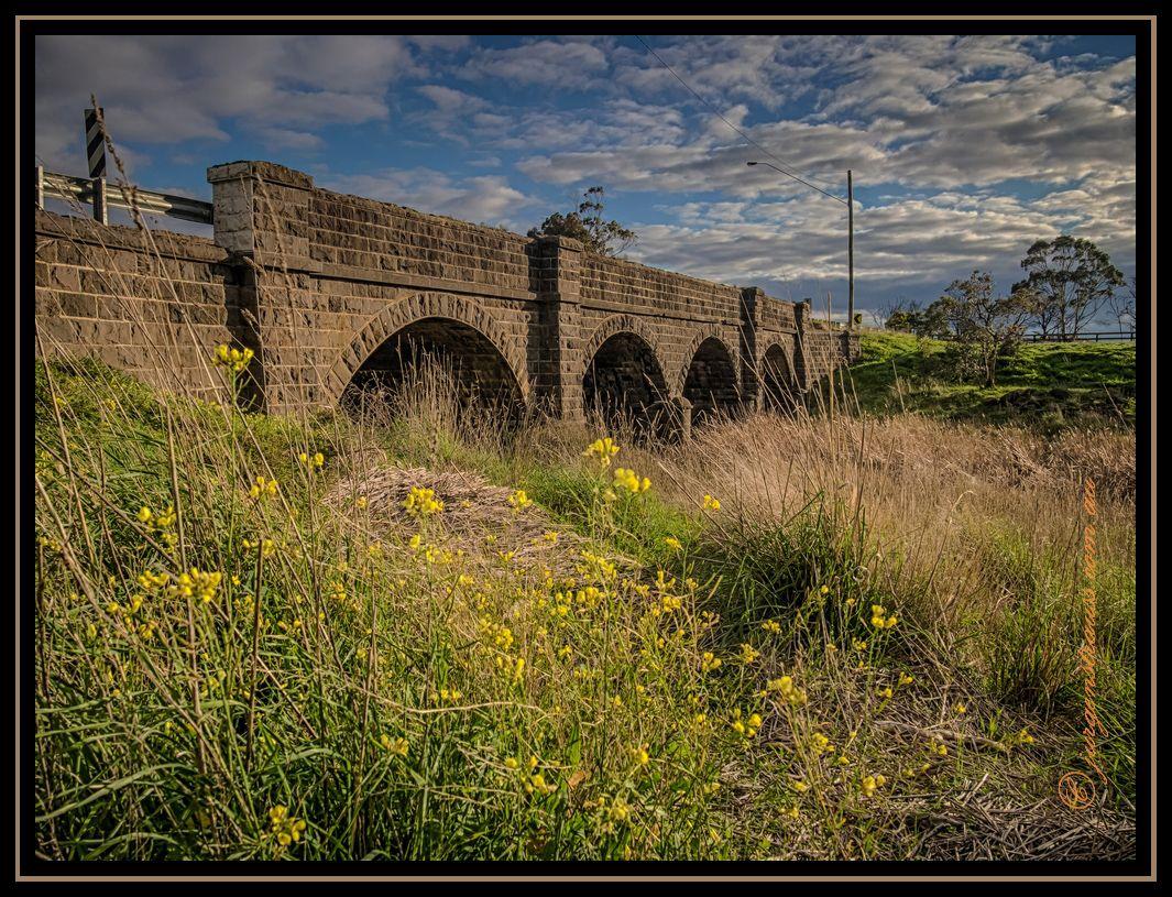Rothwell's Bridge in Little River