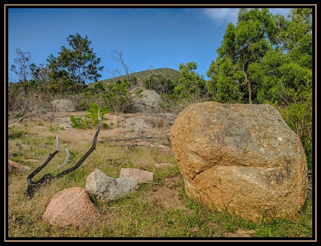 You Yangs - Flinders Peak