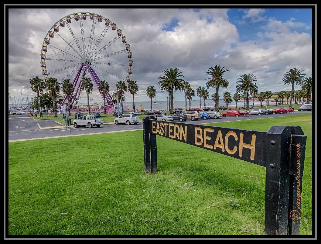 Giant Sky Wheel, Eastern Beach Geelong